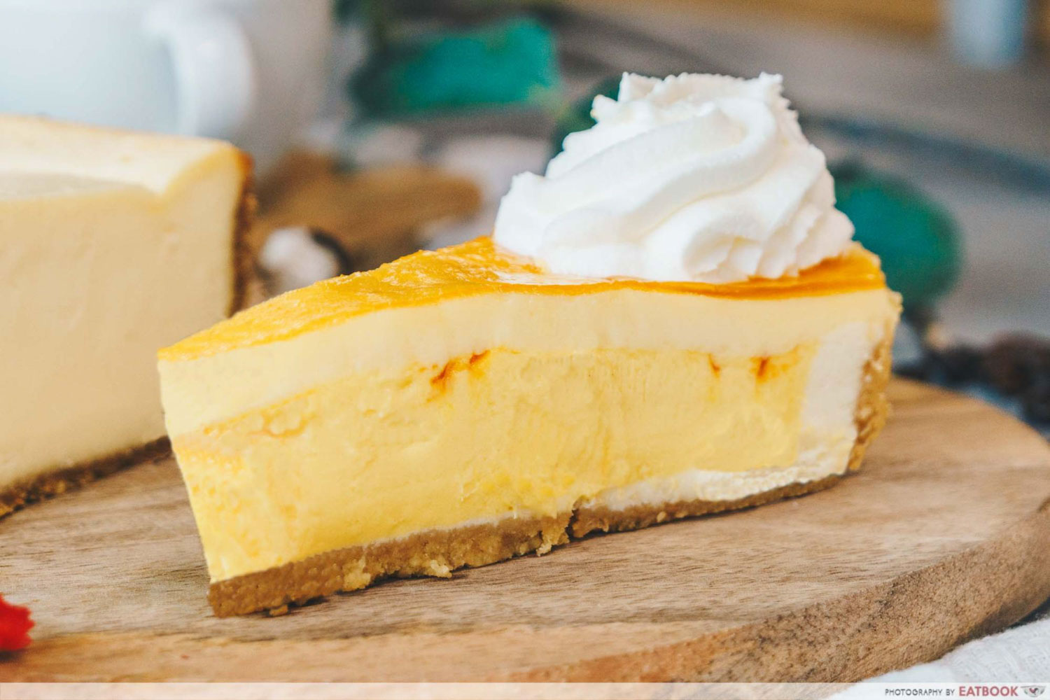 Beverly Hills Cheesecake - Mango Key Lime