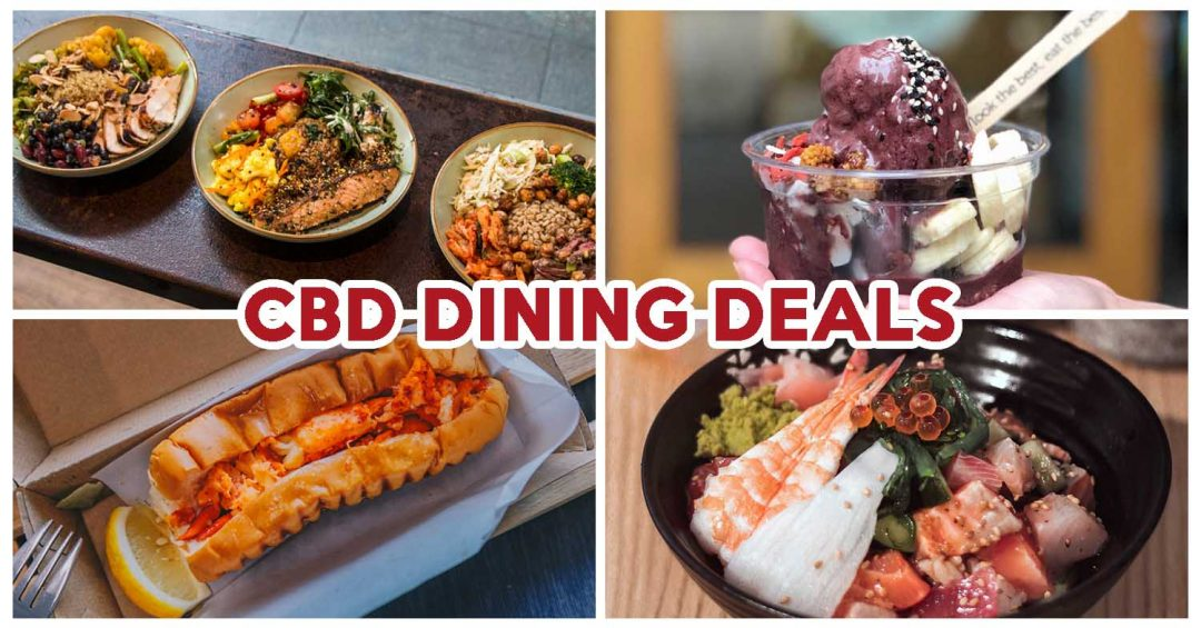 CBD Dining Deals Chope