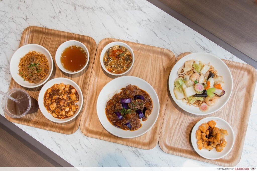 CBD Dining Deals Chope Chen's Mapo Tofu
