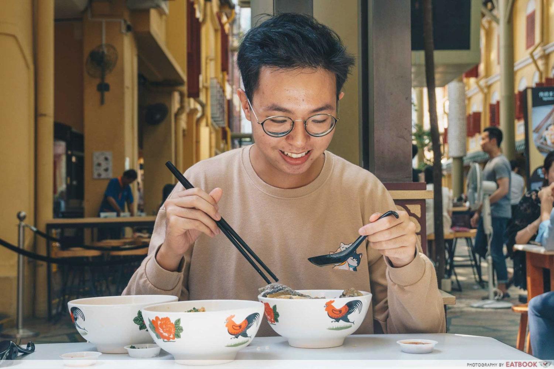 Chao Ting - Verdict