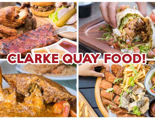 Clarke Quay MRT - Feature Image