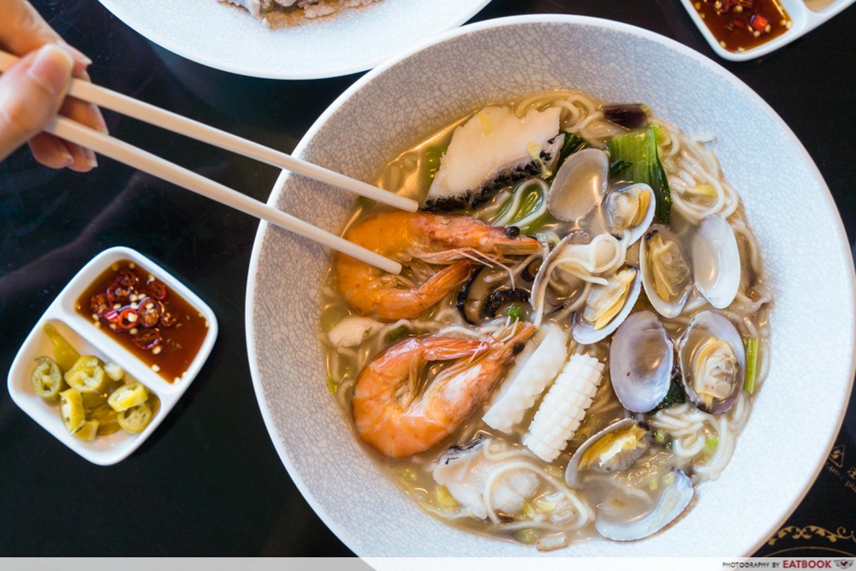 Clarke Quay MRT - Fu Zhu Chinese Restaurant