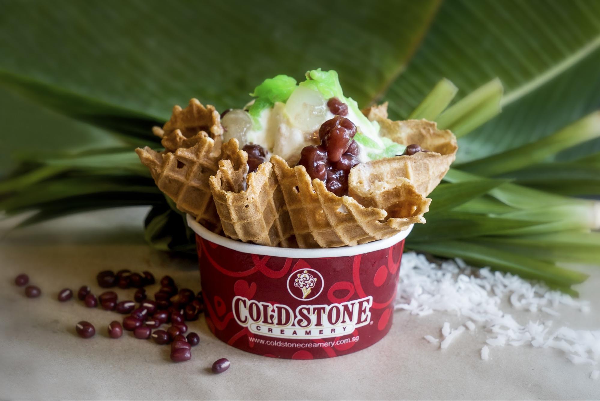 Chendol Ice-Cream