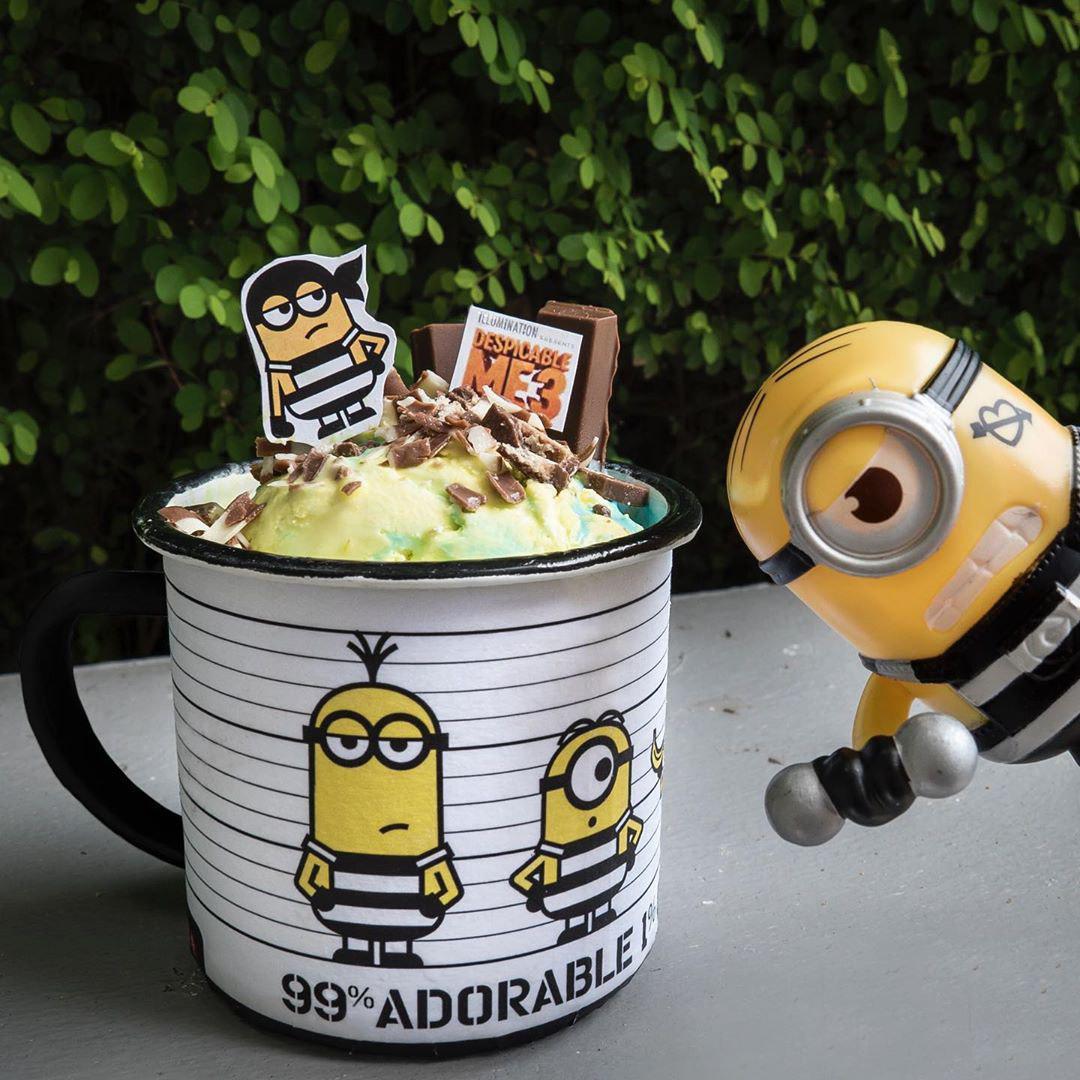 Minions Ice-Cream
