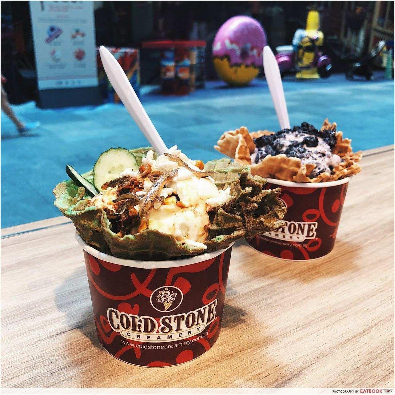 Two ice-cream