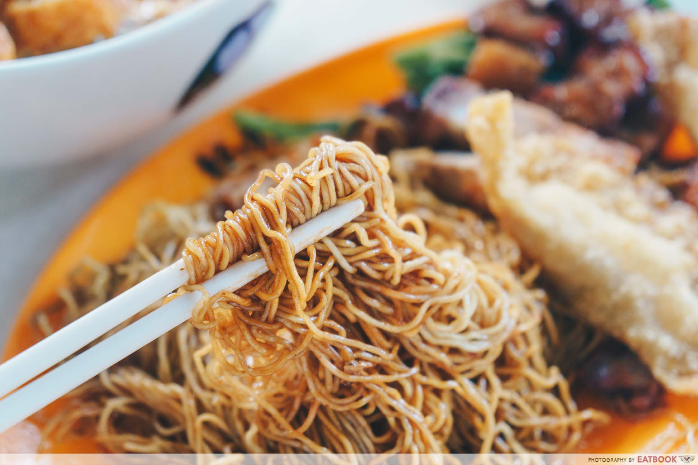 Goodies & Co. - Noodle Closeup