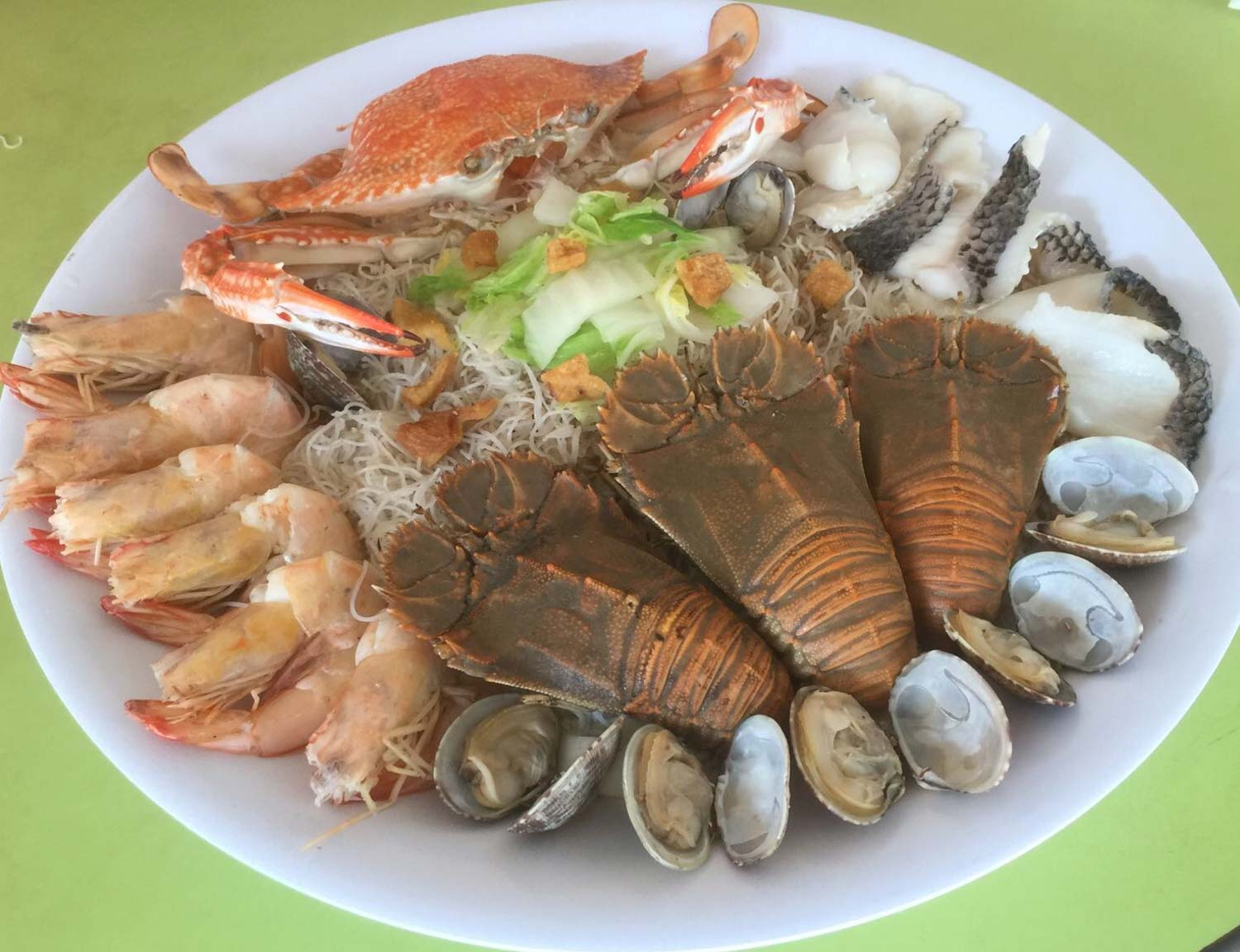 Jurong West 505 - Prosperity Seafood White Bee Hoon