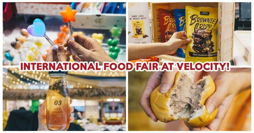 Kampung Food Velocity