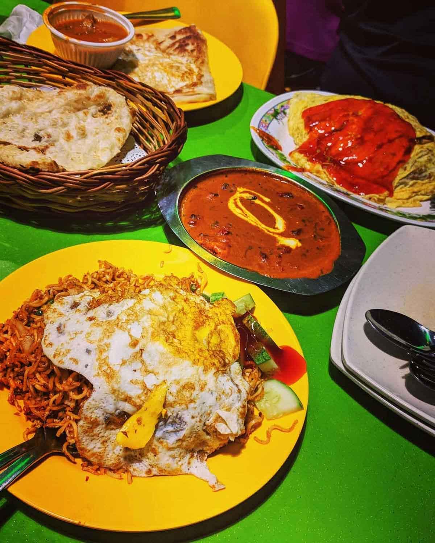 Marsiling Food - Al-Ameen Eating Corner