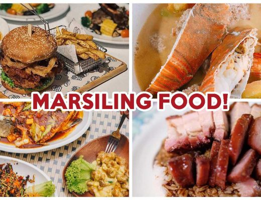 Marsiling Food - Feature Image