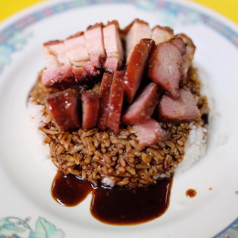 Marsiling Food - (Fushi) Traditional Roasted Wanton Mee