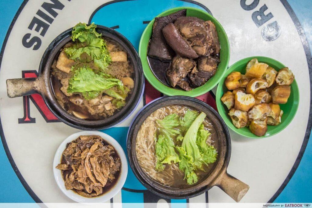 Marsiling Food -Hong-Ji-Claypot-Bak-Kut-Teh