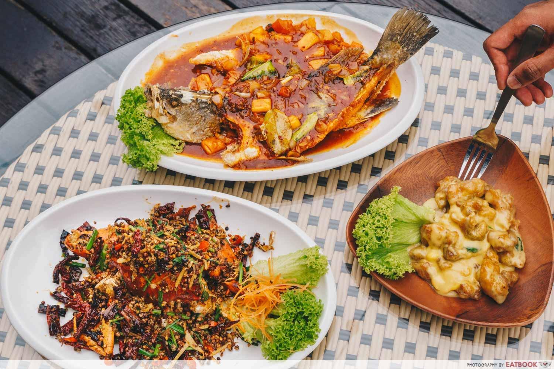 Marsiling Food - Yassin Kampung