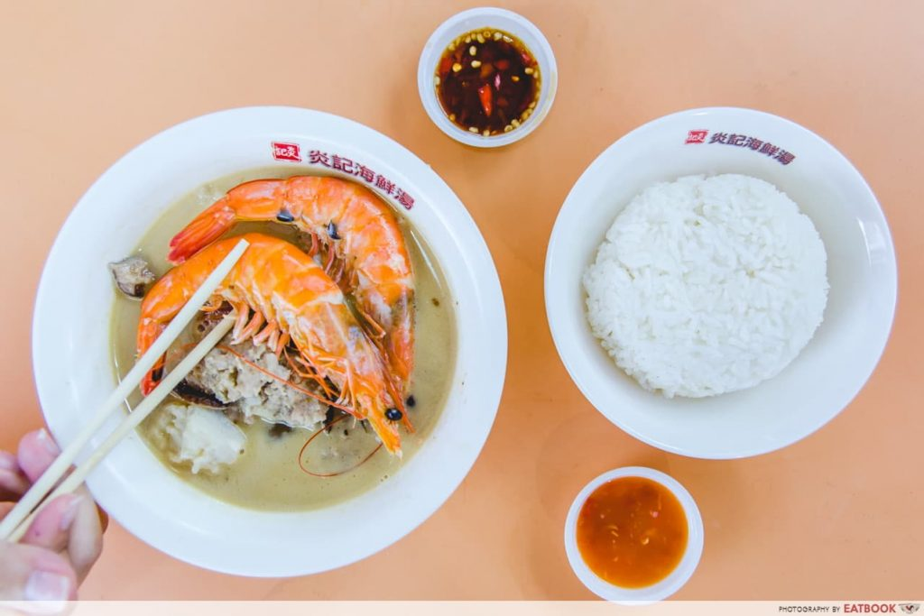 Marsiling food Young-hawkers-Yan-Ji-Seafood-Soup (1)