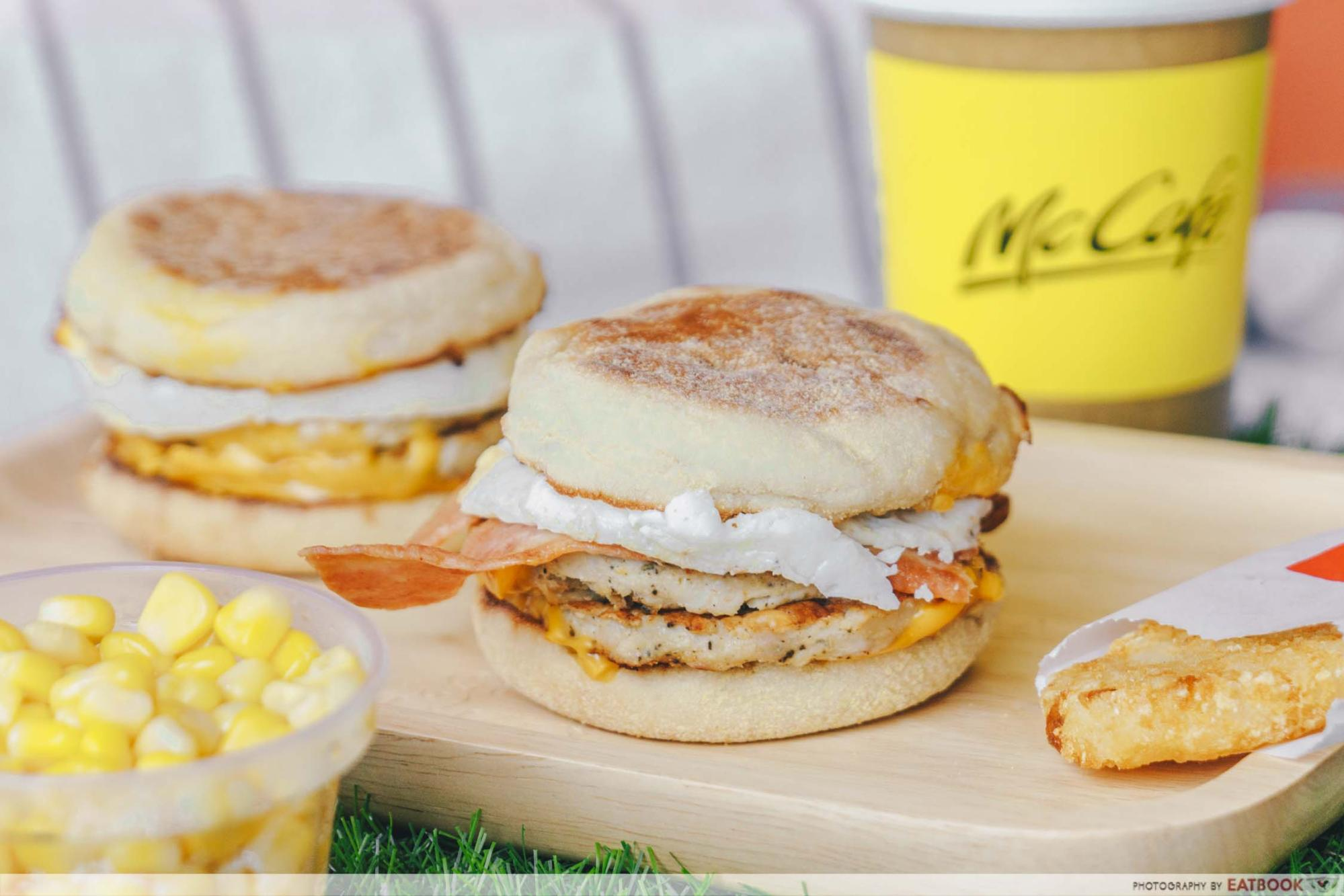 McMuffin Stack - Meal