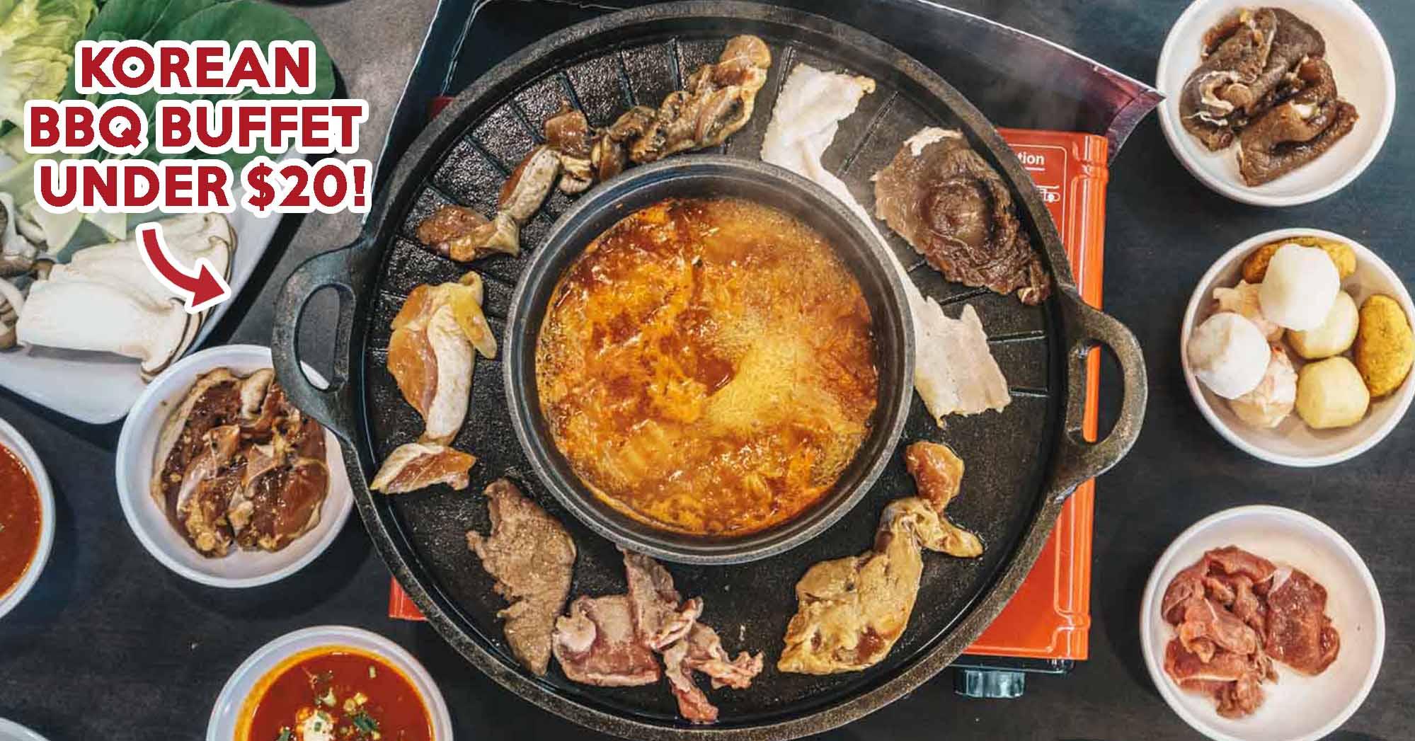 Michin Korean Bbq And Hotpot Review Flaming Korean Bbq And Hot