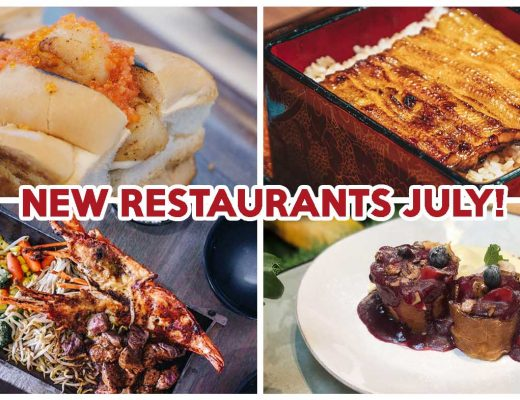 New Restaurant July - Feature Image