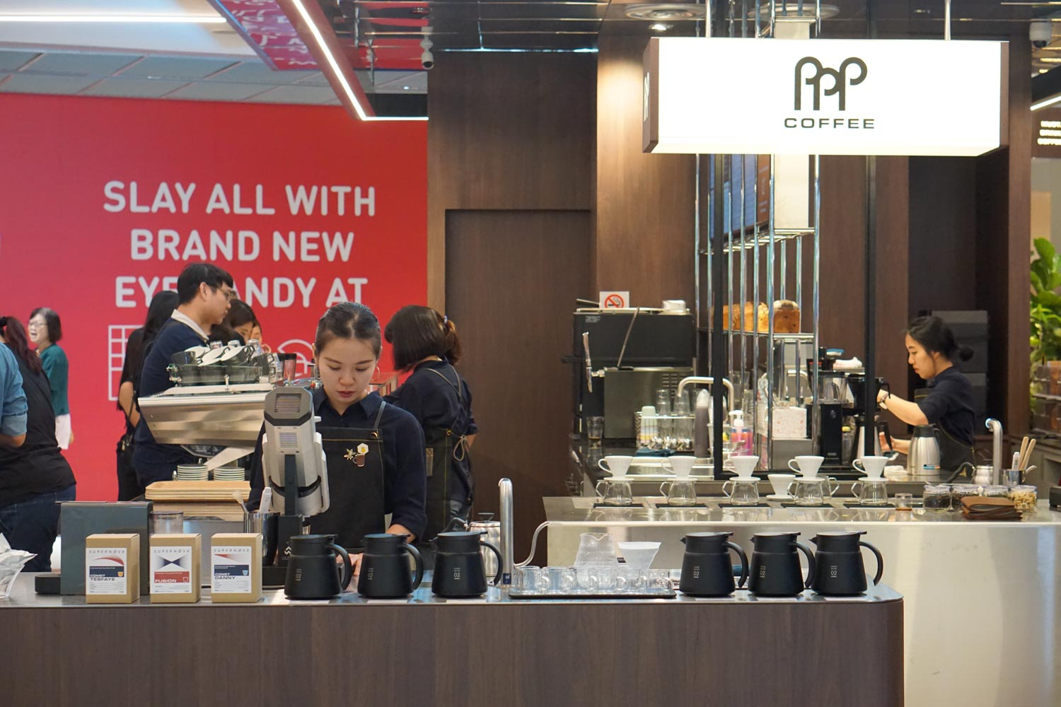 PPP Coffee - Ambience