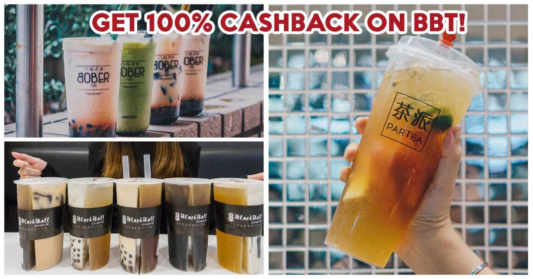 Shopback Foodpanda Bubble Tea - Ft Img