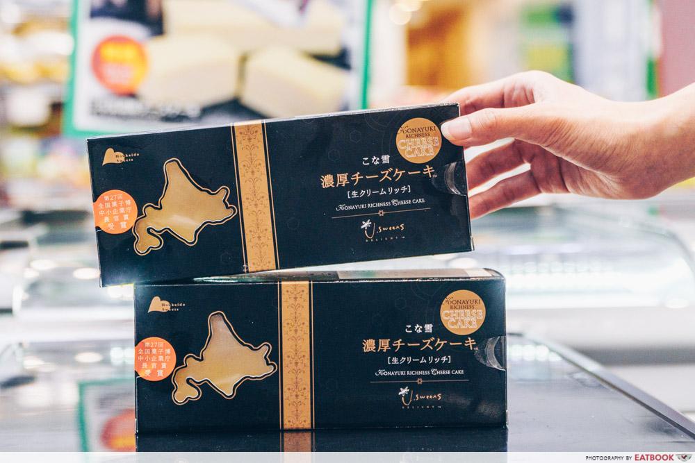 Summer Hokkaido Fair - Tashiro-ya's Rich Snow Cheesecake
