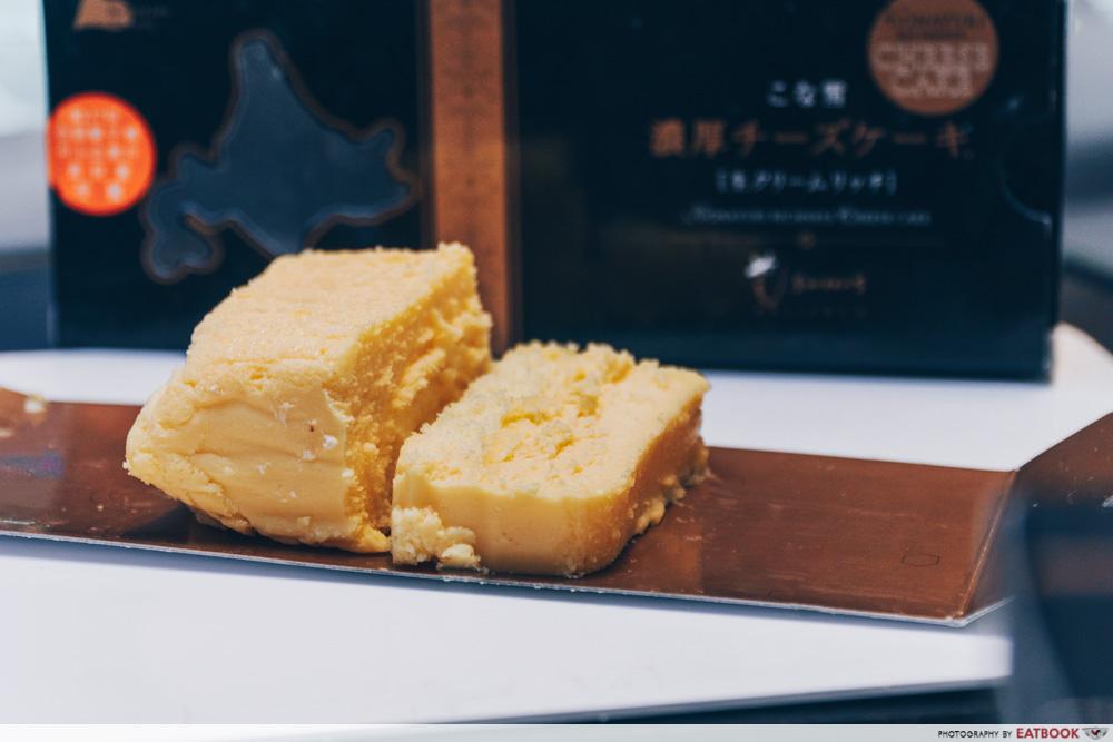 Summer Hokkaido Fair Tashiro-ya's Rich Snow Cheesecake