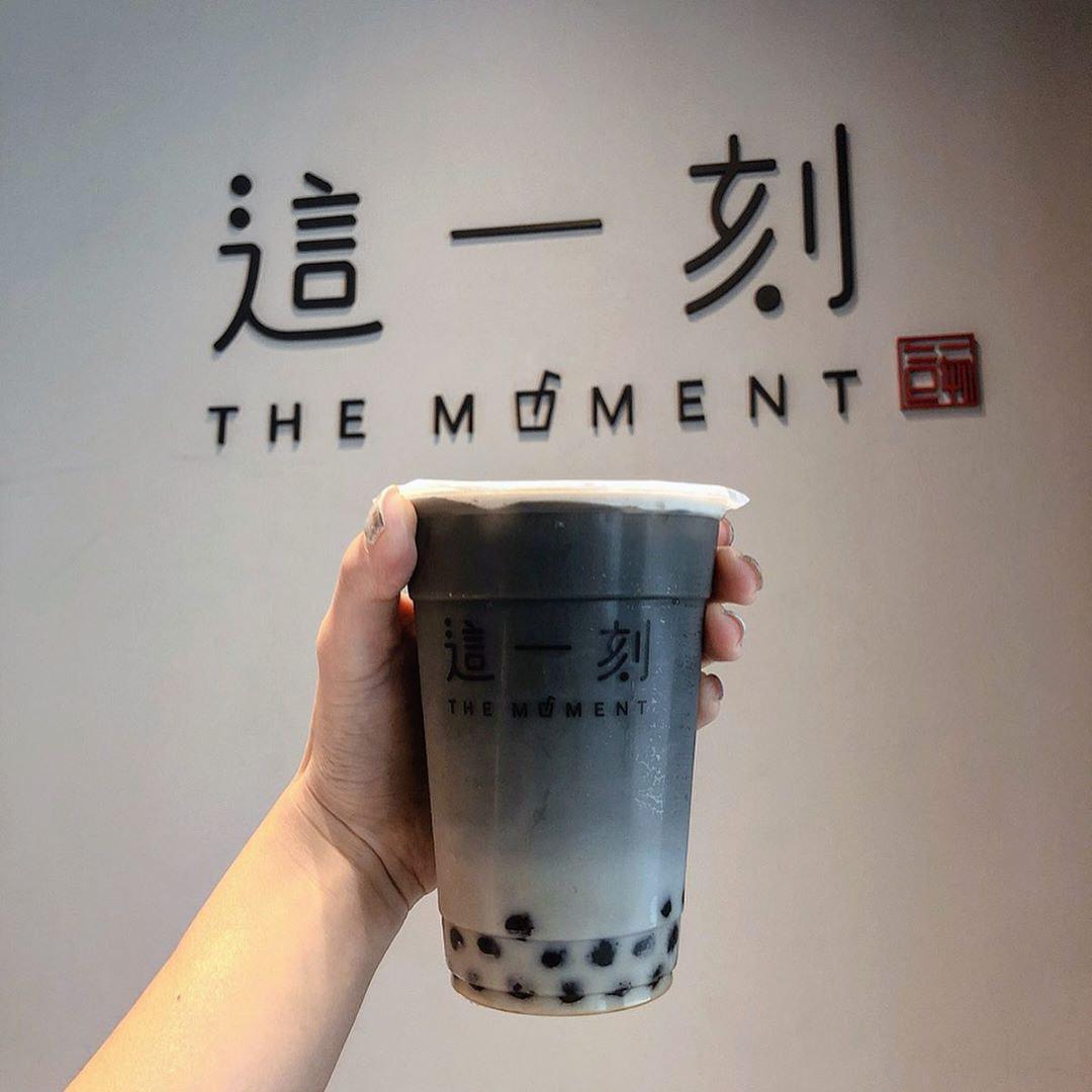 The Moment - Grey Milk Tea