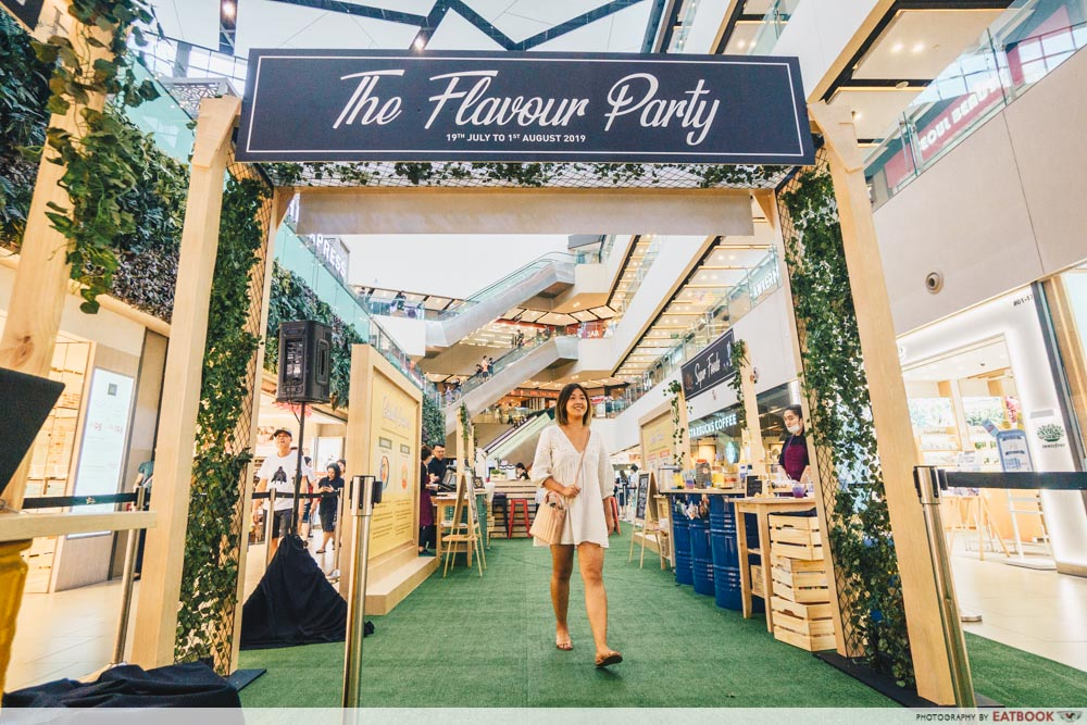 The Seletar Mall - The Flavour Party