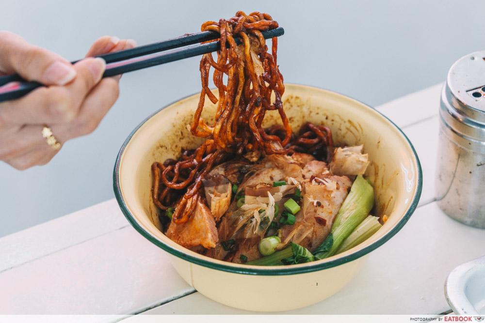 Tie Fun Wan - Mala noodles