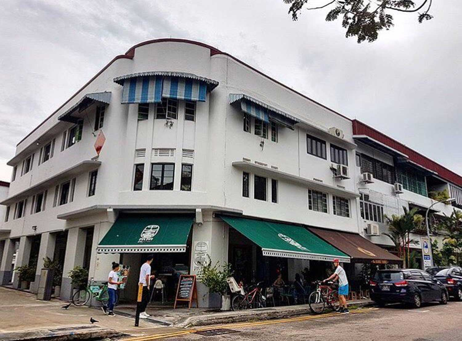Tiong Bahru History - Cafe Growth