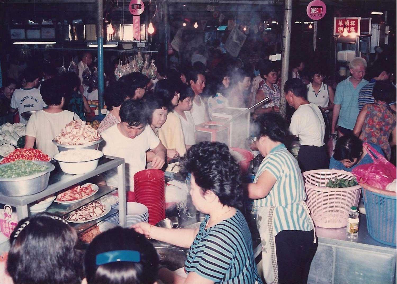 Tiong Bahru History - Old Tiong Bahru Market