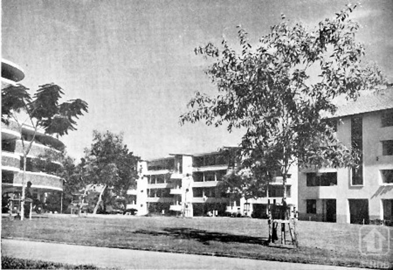 Tiong Bahru History - SIT Photos