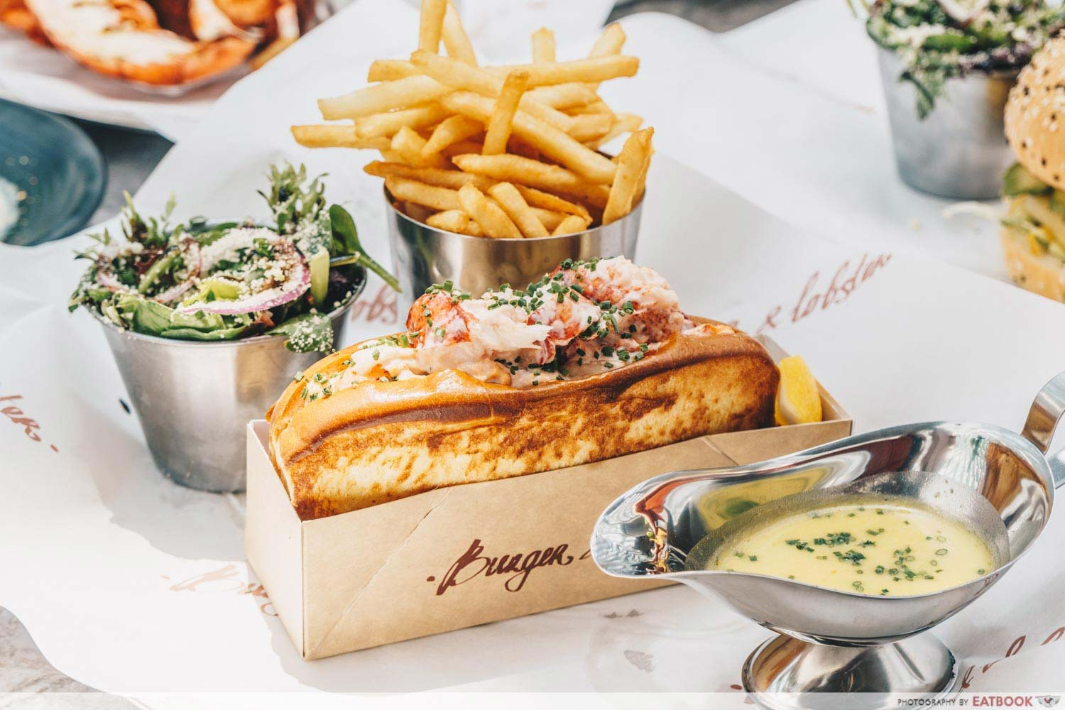 lobster rolls burger & lobster