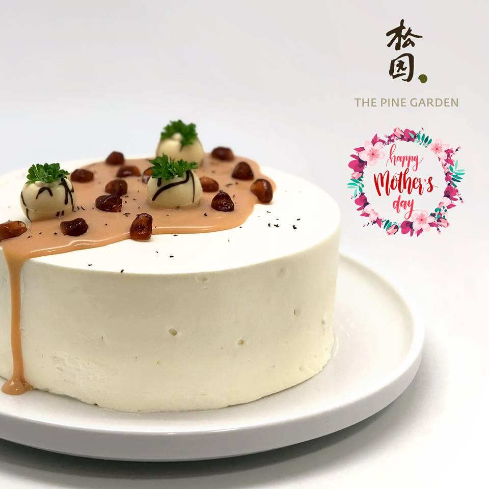 white rabbit cake milk tea cake