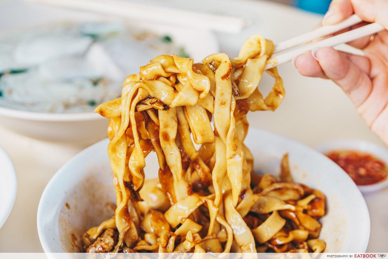 133 Mien Fen Guo - Ban mian noodles