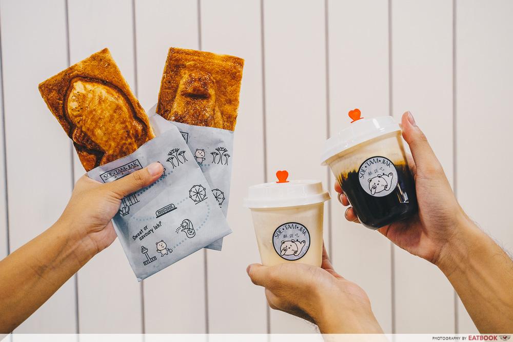 313@somerset food festival - Tea Time Set