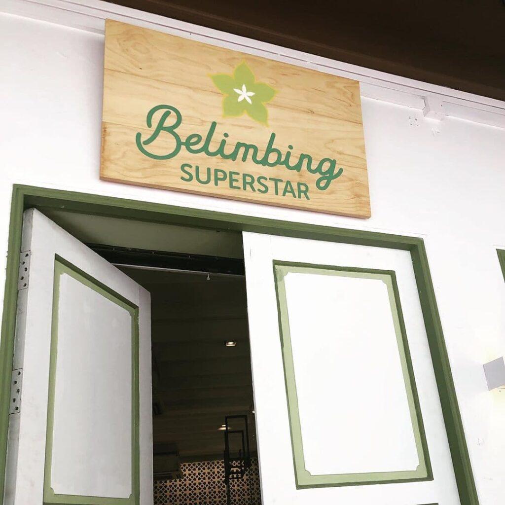 Belimbing Superstar - Doorfront