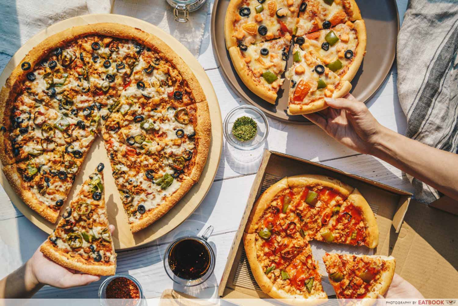 Canadian Pizza - National day promotion