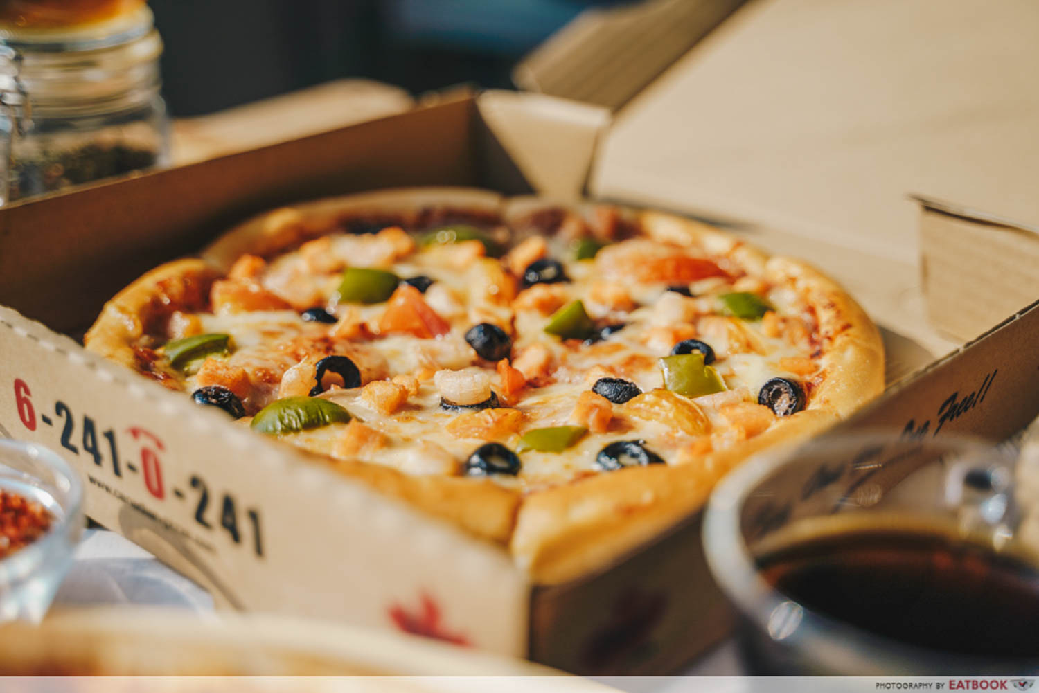 Canadian Pizza - Pizza