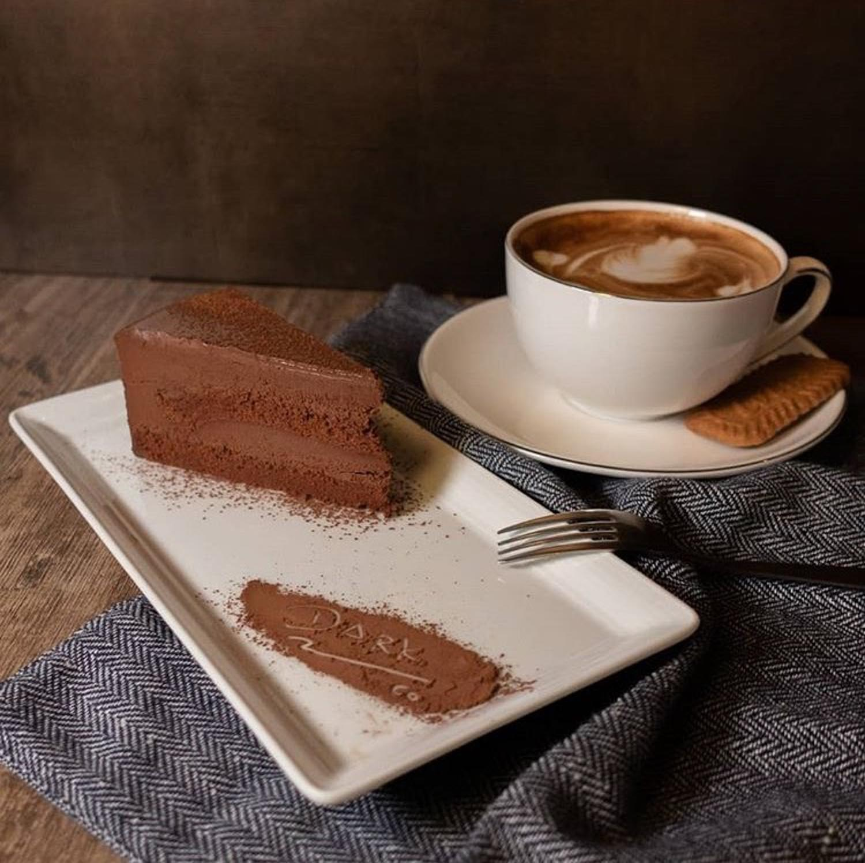 Chocolate cafes - Chocolate origin