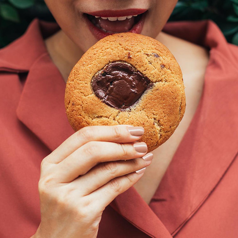 Chocolate chip cookies - Ben's cookies