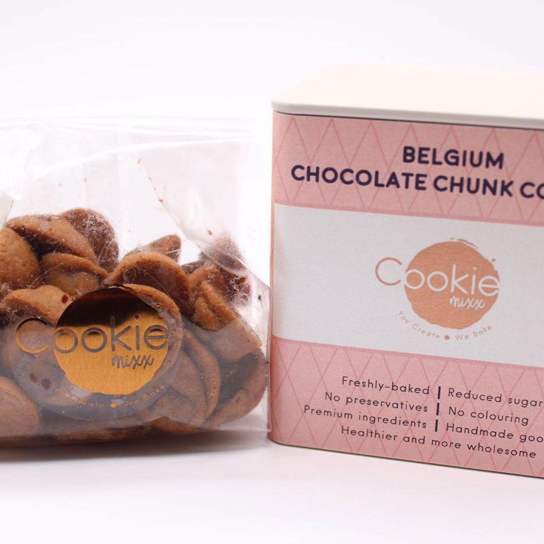 Chocolate chip cookies - Cookie mixx