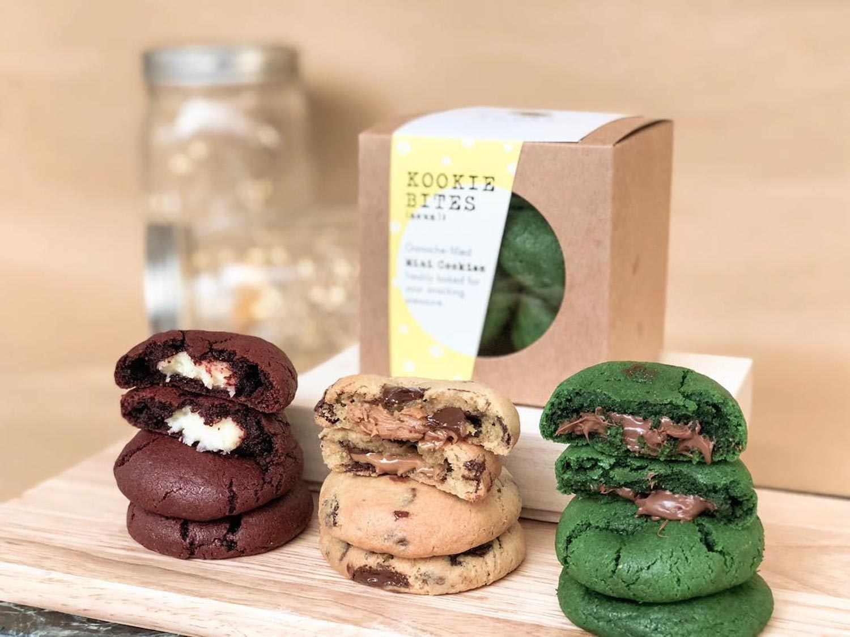 Chocolate chip cookies - KOOKS creamery