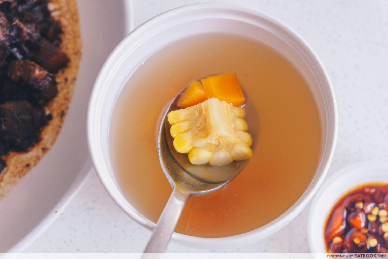 Chong Jia - Soup