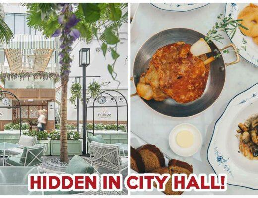 Hidden in city hall!