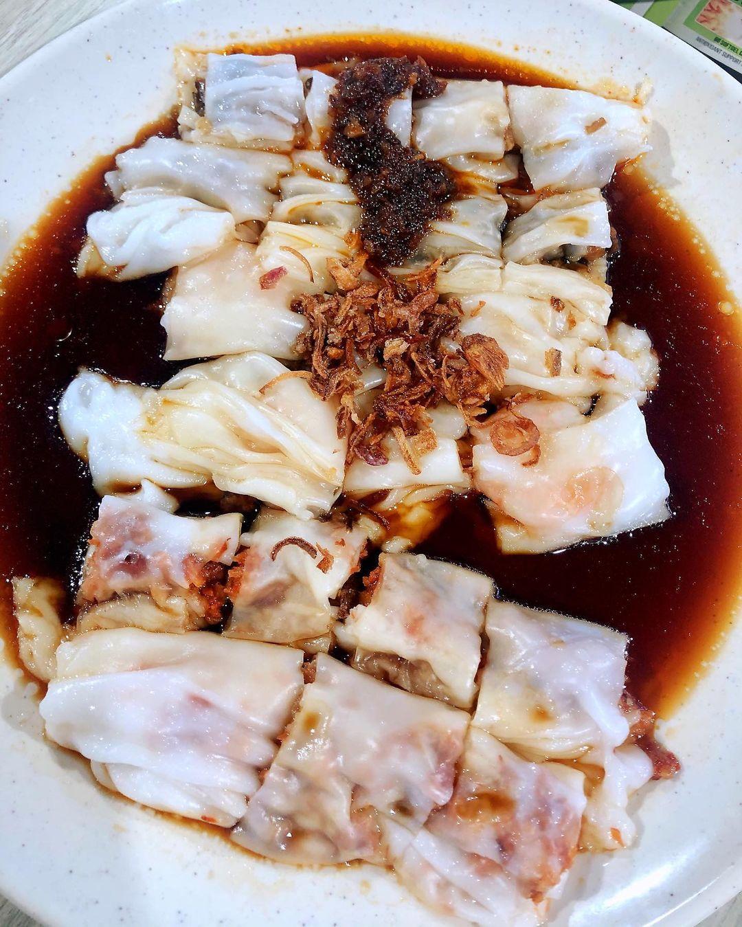 Freshly Made Hong Kong Style Zhu Chang Fen