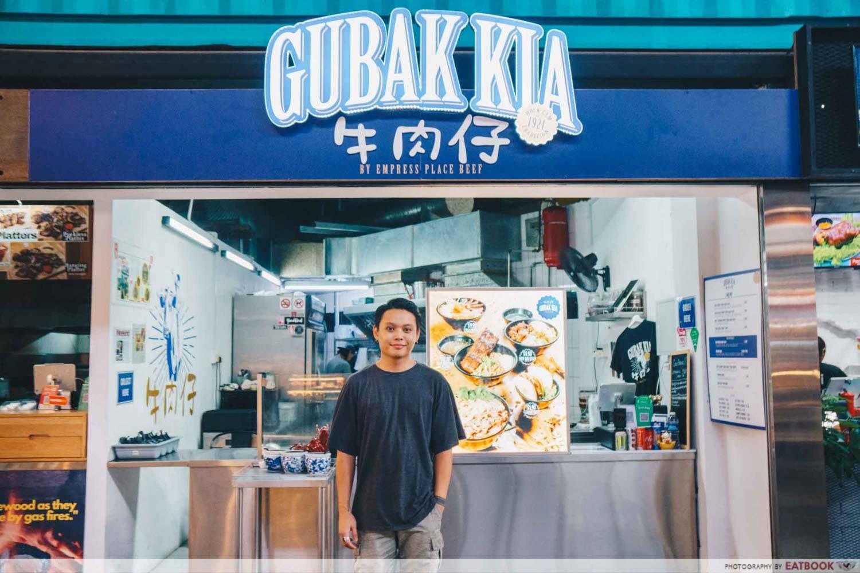 Gubak Kia - Storefront
