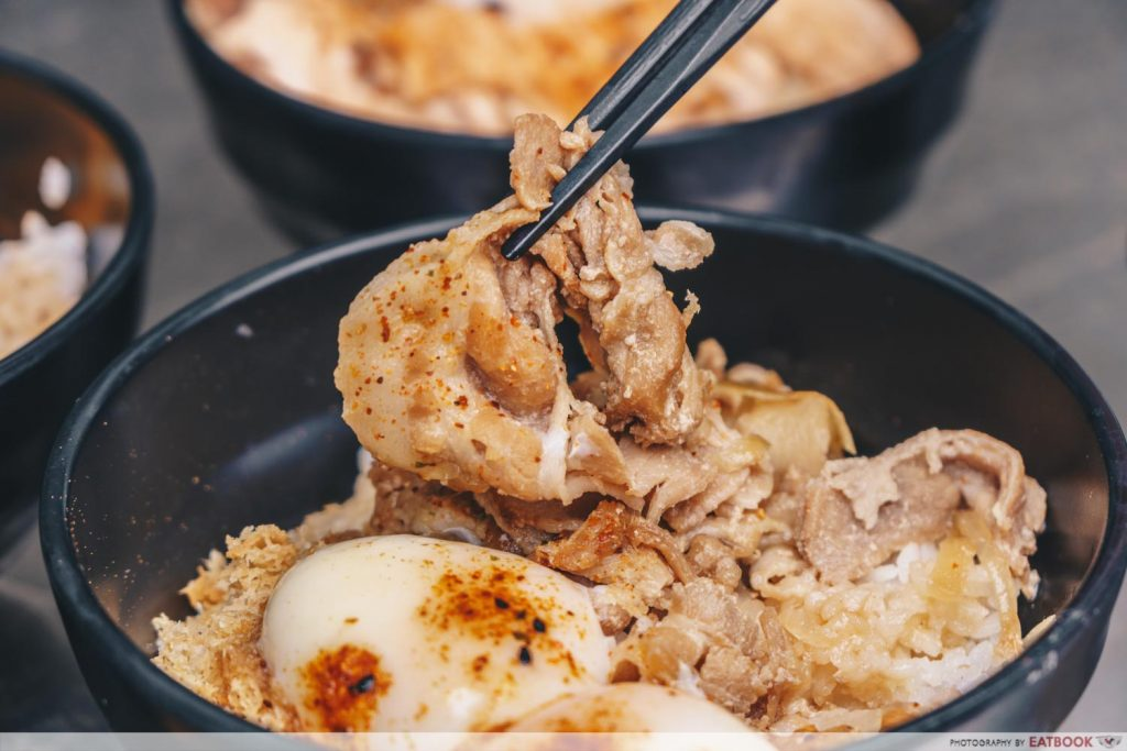 Ishiro pork