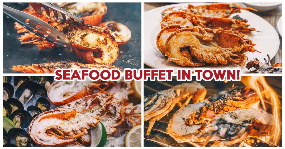 J65 seafood buffet