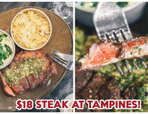 MediumRare steak