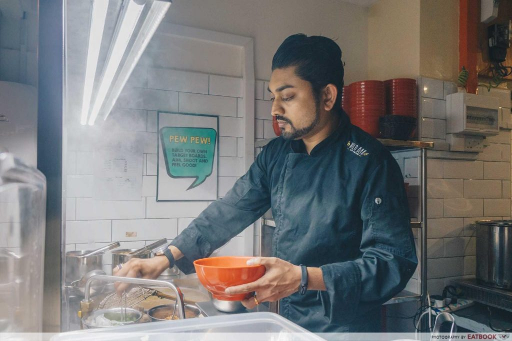 chef reuben